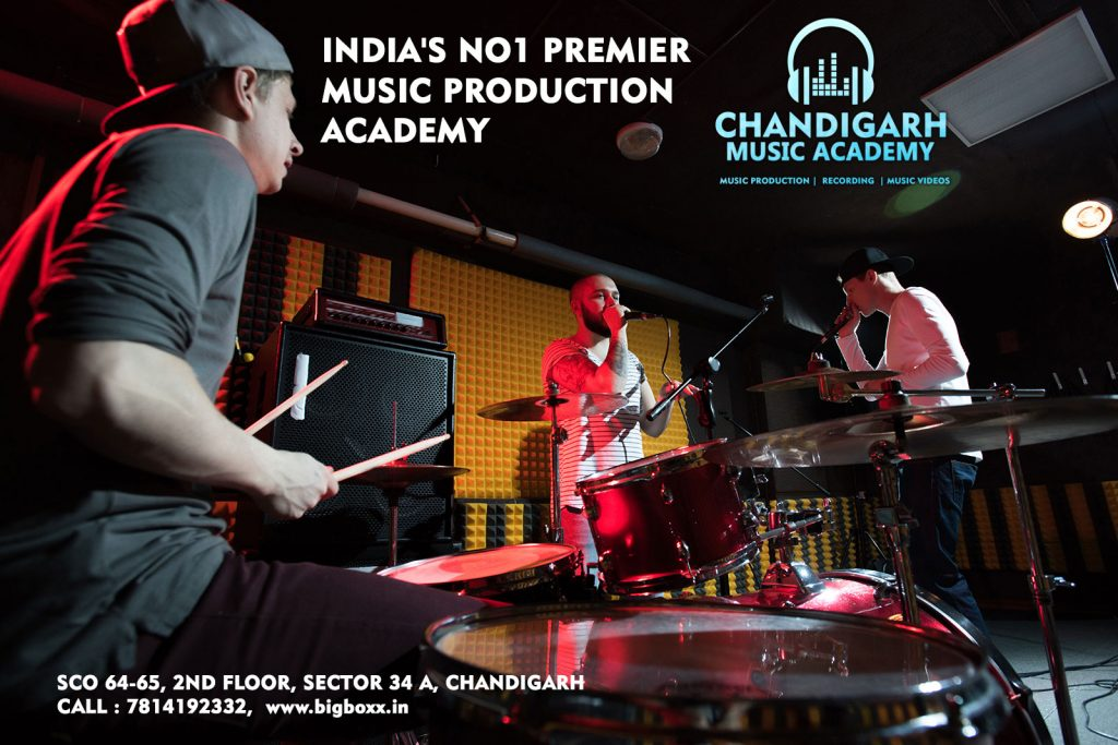Best Music Production Academy and School in Chandigarh